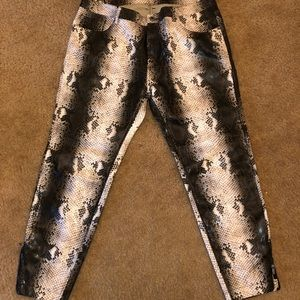 Men's Snake Skin Pants *NEW*